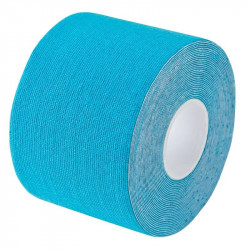 Rouleau Bleu Bande de Taping Tape Strapping Sport Kinésiologique