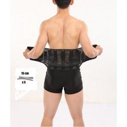 Ceinture de soutien dorsale renforcée