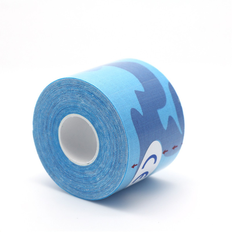 Rouleau Camouflage Kaki Bande de Taping Tape Strapping Sport Kinésiologique