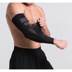 Manchette de compression bras et coude