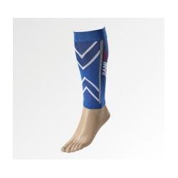 Jambière de compression Bleu